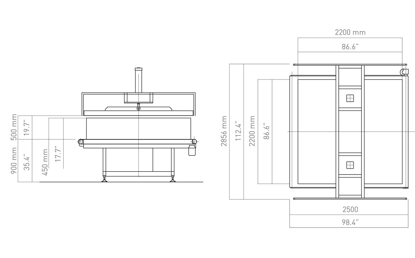 AX-PR pressa automatica Aper