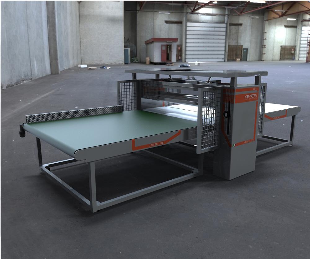 Aper-AX-RS Macchine automatiche per l'incollaggio e l'accoppiatura