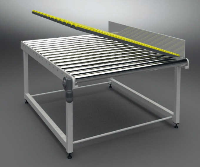 AT-2 Alignment table