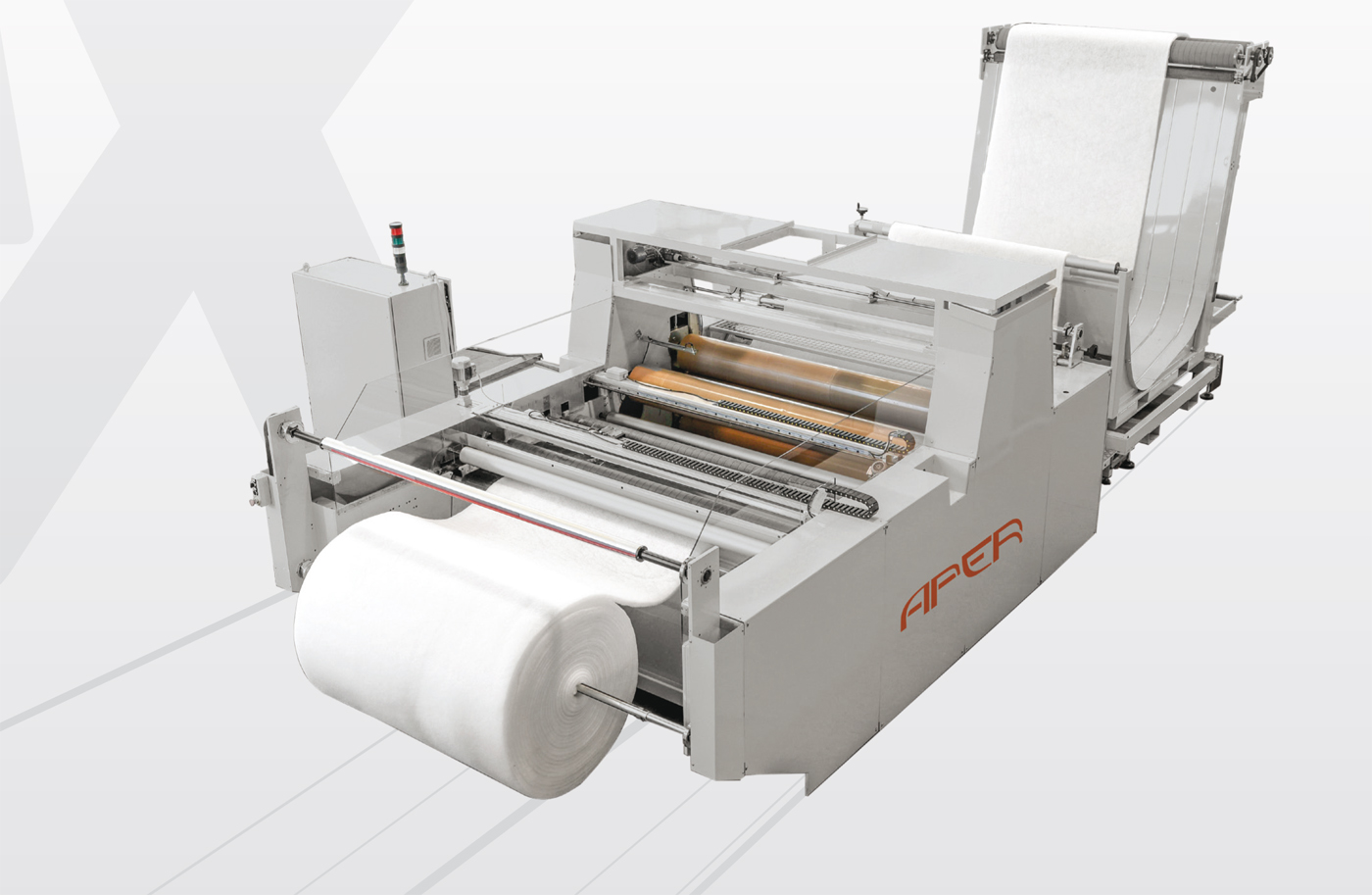 ACC coupling machine laminating Aper